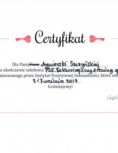 PSE_certificate