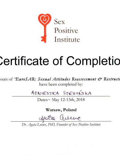 SAR_certificate
