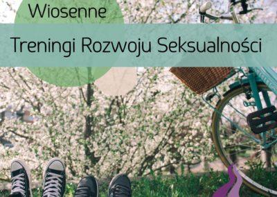 Wiosenne Treningi Rozwoju Seksualności (zakończony)