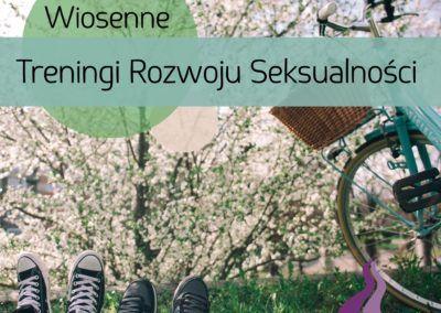 Wiosenne Treningi Rozwoju Seksualności (zakończone)