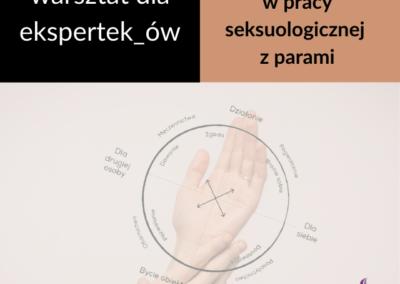 Koło Zgody w pracy seksuologicznej z parami